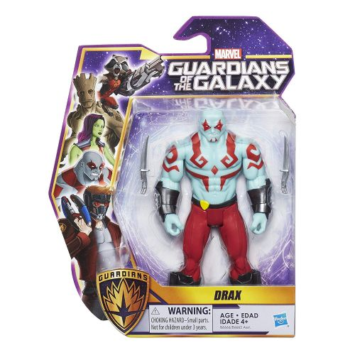 Marvel Guardians of the Galaxy 6 Inch Drax